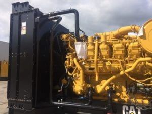 Caterpillar 3508 Used Diesel Generator