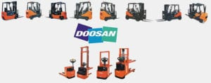 Doosan Used Forklifts and Material Handling Equipment