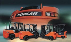 Doosan Material Handling Equipment