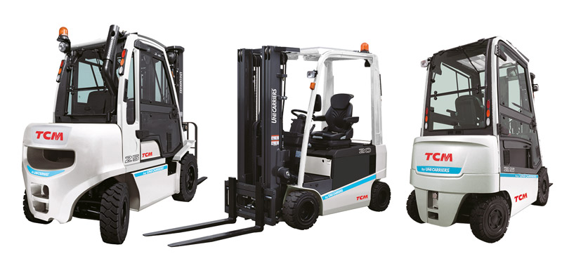 Unicarriers Used Forklifts