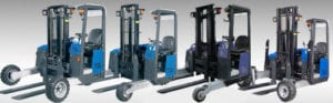 Terberg used forklift for sale