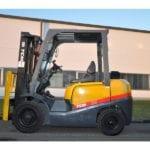 TCM Forklifts Used