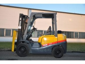 TCM Forklifts Used