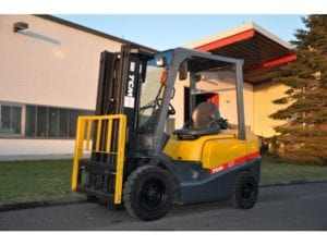 TCM Used Forklift for sale