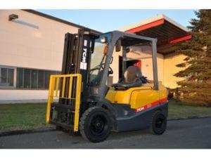 TCM Used Forklift for sale