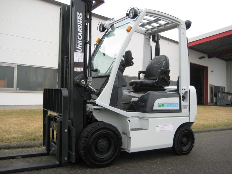 Unicarriers Forklifts