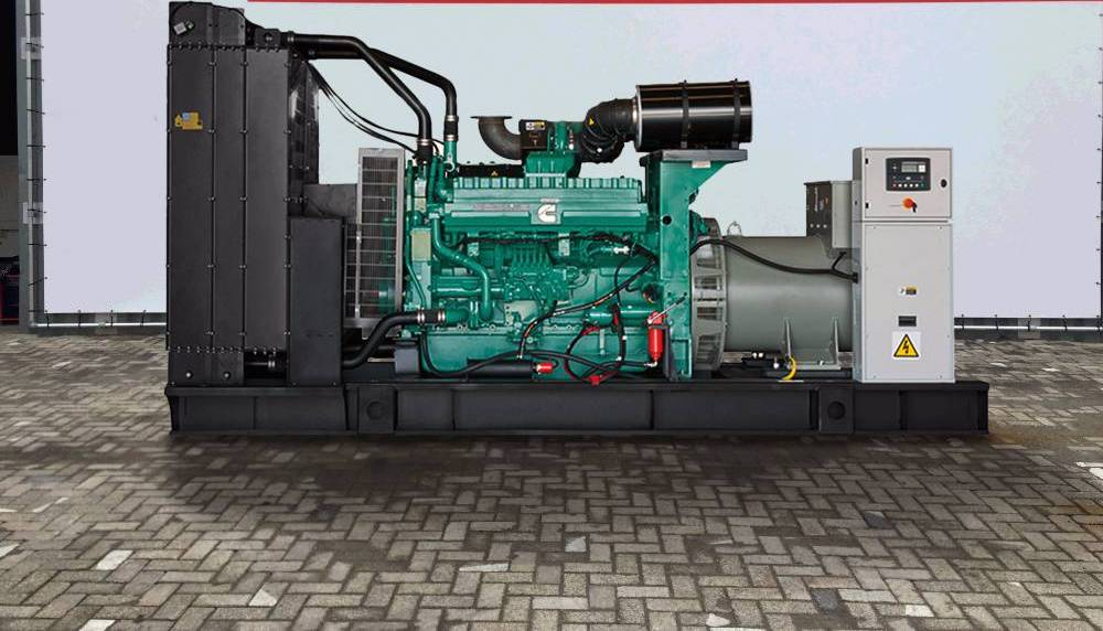 Cummins KTA 38G5 1100 kVA Diesel Generator