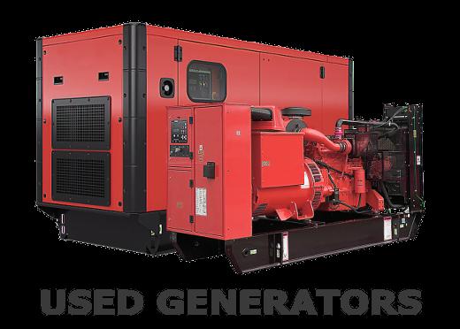 Used Diesel Generators for sale
