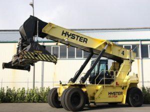 HYSTER Reach Stacker
