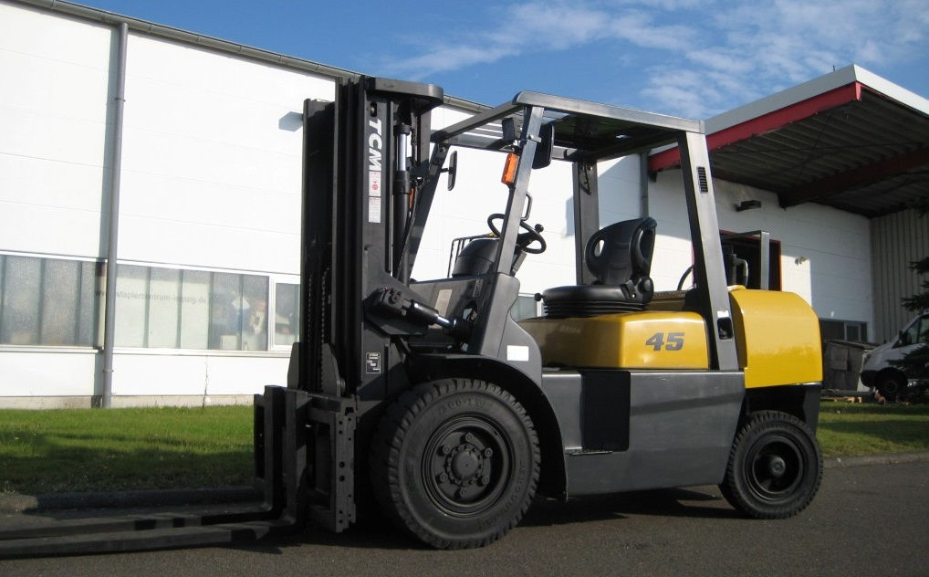 used-forklifts