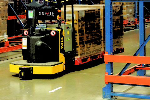 Automated Material Handling Yale